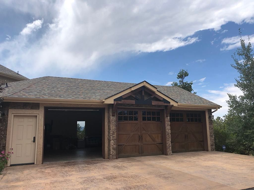 New Roof in Colorado Springs