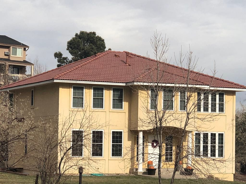 New Concrete Tile Roof Colorado Springs
