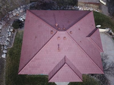 New Concrete Tile Roof in Colorado Springs