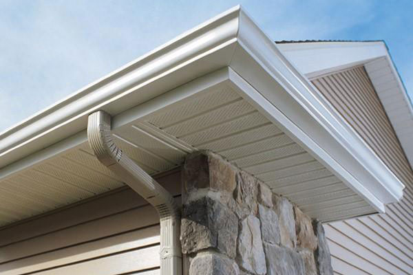 Roof Gutters and Downspout